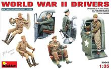 Mini Art 35042 World War II Drivers