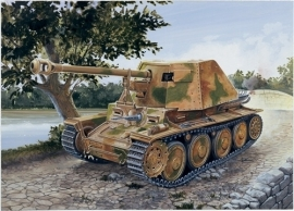 Italeri 7060 Marder III Ausf. H