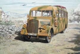 Roden 726 Opel Blitz Omnibus W39
