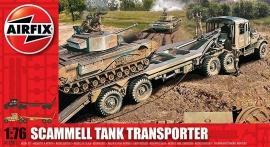 Airfix A02301 Scammell Tank Transporter