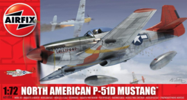 Airfix A01004 North American P-51D Mustang