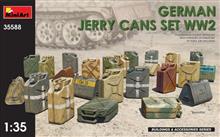 Mini Art 35588 German Jerry Cans Set WW2