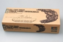 Trumpeter 2032 US T156 Track Links (Workable)