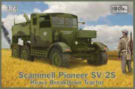 IBG 72077 Scammell Pioneer SV/2S