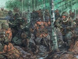 Italeri 6068 German Elite Troops