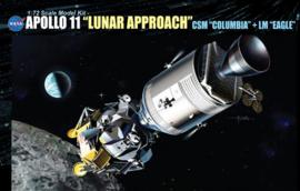 """11001 Apollo 11 """"Lunar Approach"""""""