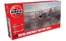 Airfix A02104 Royal Aircraft Factory BE2c