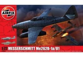 Airfix A04062 Messerschmitt Me262B-1A/U1