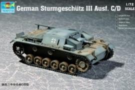 Trumpeter 7257 German Sturmgeschutz III