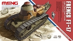 Meng TS-008 French FT-17