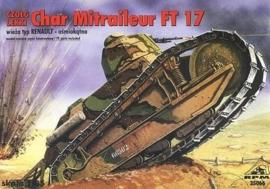 "RPM 35066 Char Mitrailleur FT 17 ""Omnibus"""