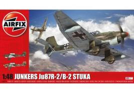 Airfix A07115 Junkers Ju87R-2/B-2 STUKA
