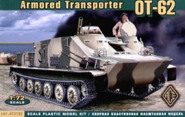 ACE 72132 OT-62 Armoured Transporter