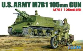 Fujimi 76059 US Army M7B1 105mm Gun