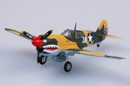 Easy Model 37274 P-40E Tomahawk