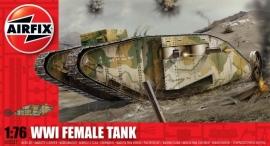 Airfix A02337 WWI Female Tank