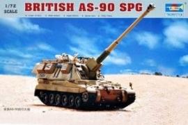 Trumpeter 7221 British AS-90