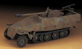 Hasegawa Mt45 Sd.Kfz 251/22 Ausf. D 'PAKWAGEN'