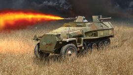 Italeri 7067 Sd. Kfz. 251/16 Flammpanzerwagen