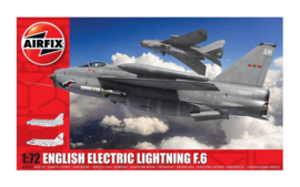 Airfix A05042A English Electric Lightning F.6