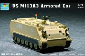 Trumpeter 7240 US M113A3