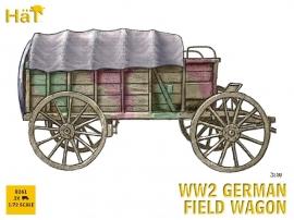 Hat 8261 WWII German Field Wagon