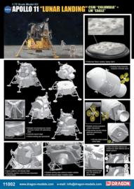 """11002 Apollo 11 """"Lunar Landing"""""""