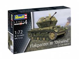 """Revell 3286 Flakpanzer III """"Ostwind"""""""