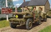 Bronco CB35106 US GPW ¼ ton 4x4 Utility Truck (Mod.1942)
