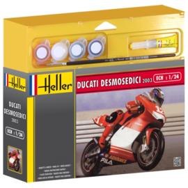 Heller 50926 (71233) Ducati Desmosedici (GP3)