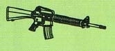Trumpeter 00502 M16A2