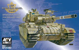 AFV Club 35282 IDF SHOT Kal Giemel Type II