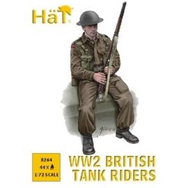Hat 8264 WWII British Tank Riders