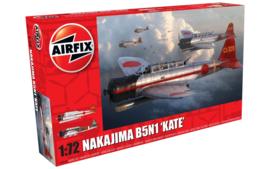 Airfix A04060 Nakajima B5N1 'Kate'
