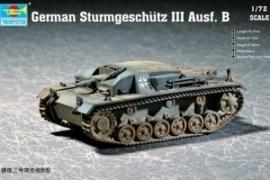 Trumpeter 7256 German Sturmgeschutz III