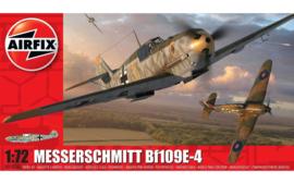 Airfix A01008A MESSERSCHMITT Bf109E-4