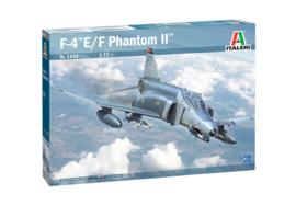 Italeri 1448 F-4 E/F Phantom II