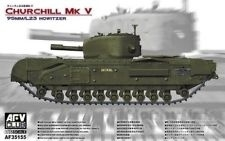AFV Club 35155 Churchill Mk. V