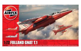 Airfix A02105 Folland Gnat T.1