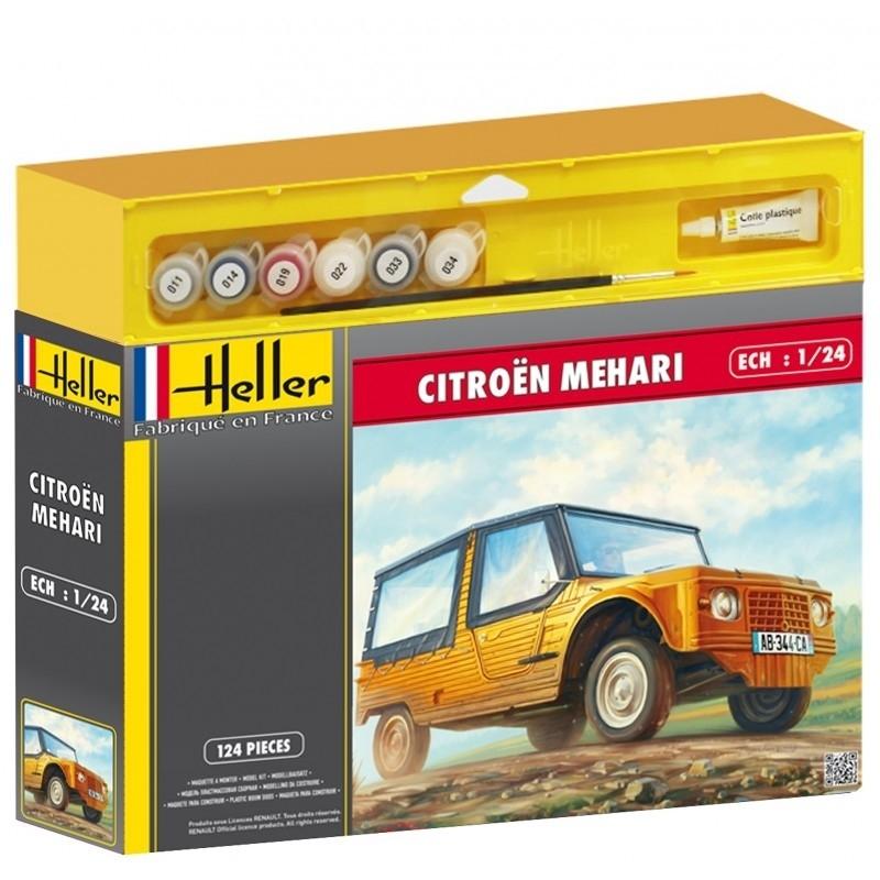 Heller 50760 Citroën Méhari