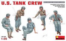 Mini Art 35126 U.S. Tank Crew