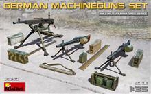 Mini Art 35250 German Machineguns Set