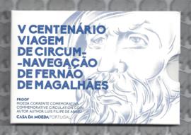 "Portugal 2 euromunt CC 2019 ""500 Jaar sinds Magellan's reis om de wereld"" proof in blister"