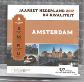 "Nederland Nationale BU set 2017 ""Hoofdstad Amsterdam"" (deel 1 van 5)"