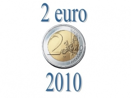 Vatikaan 200 eurocent 2010