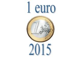 Luxemburg 100 eurocent 2015