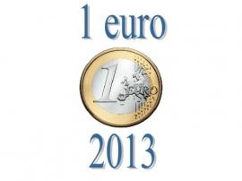 Nederland 100 eurocent 2013