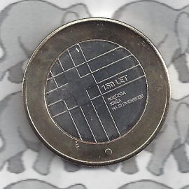 "Slovenië 3 euromunt 2016 ""150 jaar Rode kruis"""