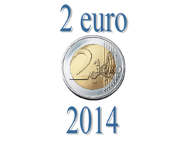 Frankrijk 200 eurocent 2014