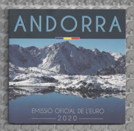Andorra BU sets 2020